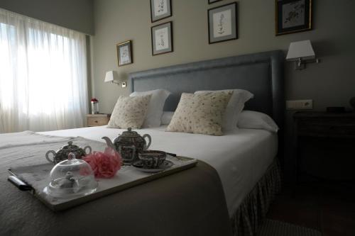 Suite deluxe with private pool  Hotel Boutique Pinar 78