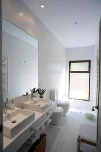 Suite deluxe with private pool  Hotel Boutique Pinar 80