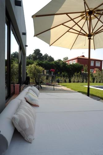 Suite deluxe with private pool  Hotel Boutique Pinar 123