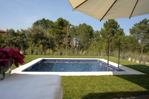 Suite deluxe with private pool  Hotel Boutique Pinar 124