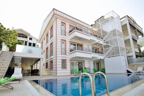 Kınalı Kinali Hotel adres
