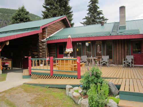 Summit River Lodge & Campsites - Valemount, BC V0E 2Z0