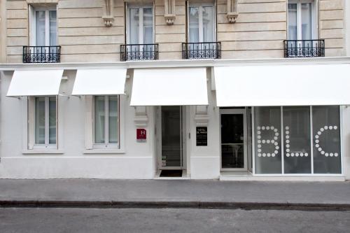 Blc design hotel h tel 4 rue richard lenoir 75011 for 4 rue richard lenoir 75011 paris france