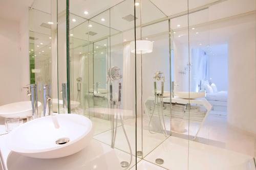 Blc design hotel h tel 4 rue richard lenoir 75011 for Hotel boulevard richard lenoir 75011 paris