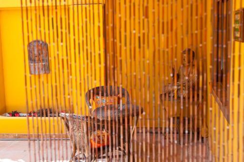 Habitación con cama extragrande y vistas al jardín Hotel Boutique Al- Ana Marbella 15