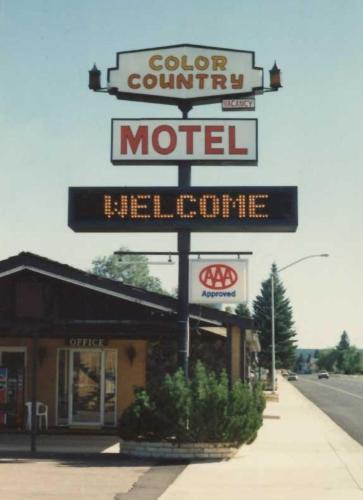 Color Country Motel Photo