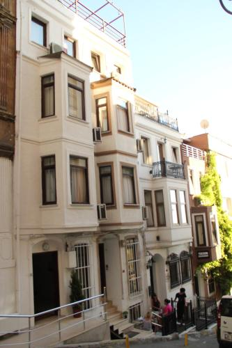 Istanbul Taksim Square Hot Residence tatil