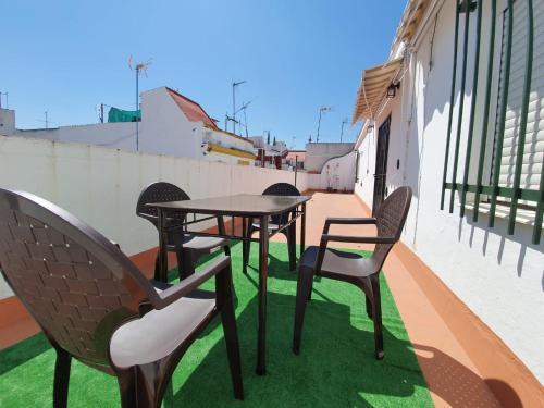 Atico Con Terraza Apartamento Sevilla