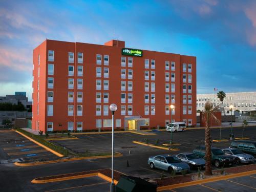 City Express Junior Juárez Consulado Photo