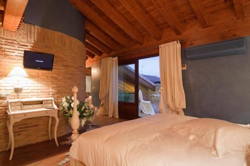 Suite Hospederia de los Parajes 11