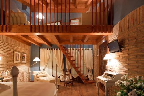 Suite Hospederia de los Parajes 20