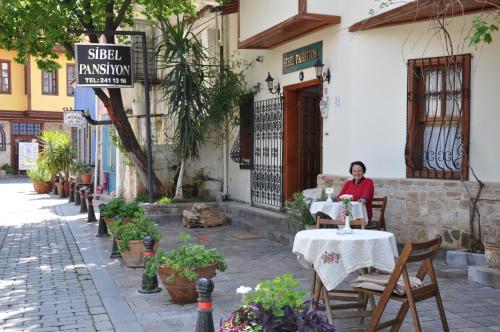 Antalya Sibel Pension yol tarifi