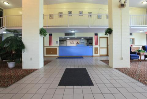 Americas Best Value Inn Newton - Newton, IA 50208