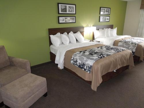 Sleep Inn & Suites Harrisburg – Hershey North Photo