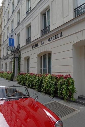 Hotel Le Mareuil photo 8