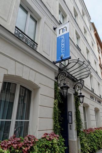 Hotel Le Mareuil photo 9