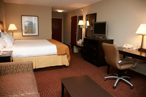 Holiday Inn Express Fort Wayne - East (new Haven) - New Haven, IN 46774