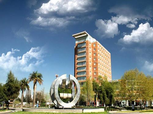 Radisson Ciudad Empresarial Santiago Photo