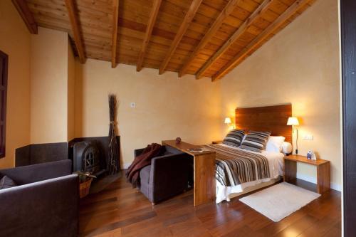 Comfort Doppelzimmer Casa Rural Etxegorri 17