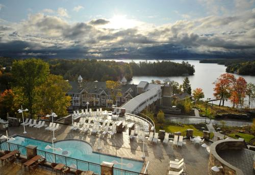 Jw Marriott The Rosseau Muskoka Resort & Spa - Minett, ON P0B 1G0