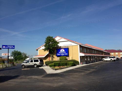 Americas Best Value Inn Tulsa West Hotel