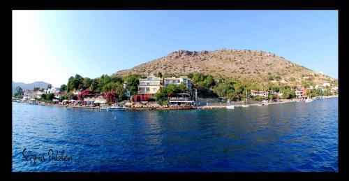 Bozburun Yılmaz Kaptan Hotel harita