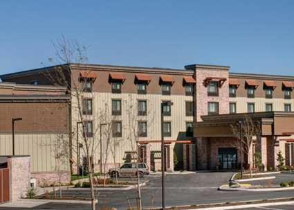 Hampton Inn & Suites Astoria in Astoria