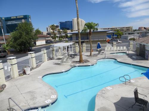 Americas Best Value Inn Hotel Las Vegas