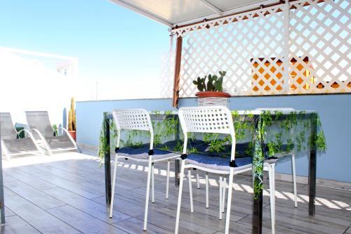 Cactus Home ático Con Terraza Apartment La Garita