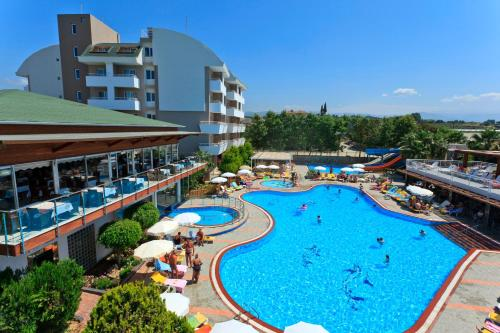 Avsallar Club Mermaid Village rezervasyon
