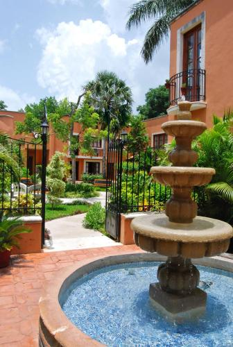 Hacienda San Miguel Hotel & Suites Photo