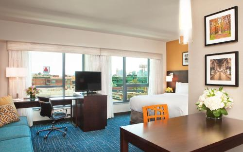 Residence Inn by Marriott Boston Back Bay/Fenway Photo