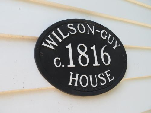 Historic Wilson-guy House - Niagara On The Lake, ON L0S 1J0