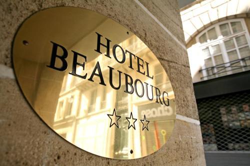Hôtel Beaubourg photo 52