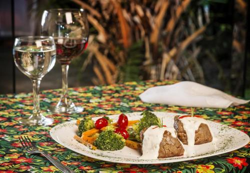 Pousada e Restaurante Fim da Trilha Photo