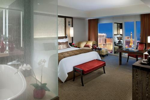 Mandarin Oriental at CityCenter Las Vegas Photo