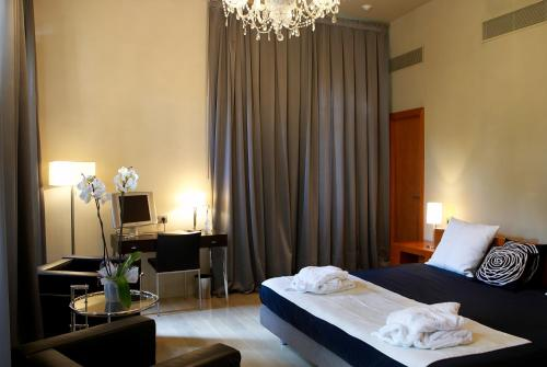 Suite Junior Hotel Sant Roc 32