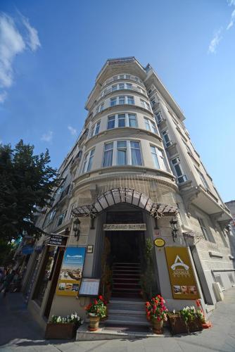 Istanbul Adamar Hotel-Special Category indirim kuponu