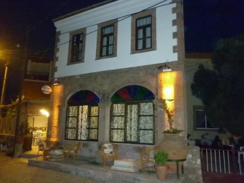 Ayvalık Mahzen Hotel indirim kuponu