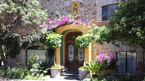 Foto de La Casa de la Rosa Rosa- Boutique Villas Xichu