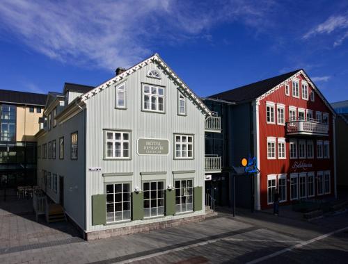 Aðalstræti 16, Reykjavík, Iceland.