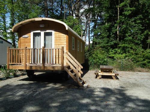 Camping La Pindière