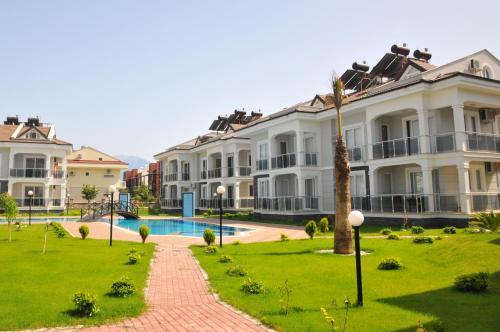 Fethiye Legend Apartments tatil