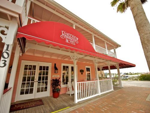 The Riverview Hotel - New Smyrna Beach, FL 32169