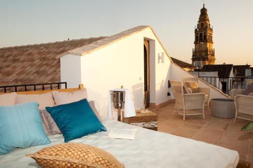 Deluxe Doppelzimmer mit Terrasse Balcón de Córdoba 11