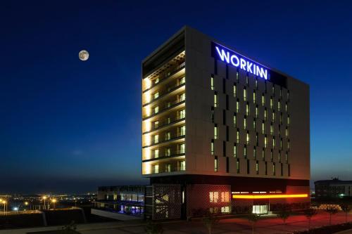 Gebze Workinn Hotel odalar