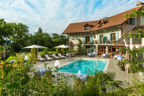 156 Route de Messery, 74140 Yvoire, France.