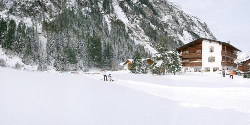 Gletscher-Landhaus Brunnenkogel