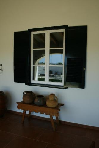 Habitación Doble - 2 camas - Uso individual Hotel Rural Binigaus Vell 11