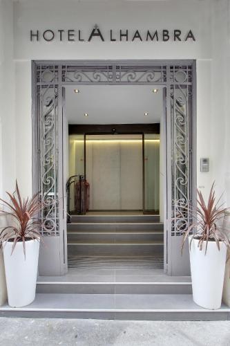 Hotel Alhambra photo 42